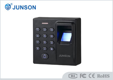 Çin One Relay Standlone Fingerprint Door Access Control With 3 Access Modes Tedarikçi