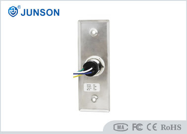 Emergency Door Push To Release Button With Mechanical Key
