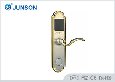 Çin Homes Keyless Electronic Digital Door Lock Water Resistance 6V DC Tedarikçi
