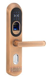 Çin Outdoor Keyless Biometric Fingerprint Door Locks With Deadbolt Fabrika
